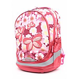 Школьный рюкзак – ранец Modan Flowers